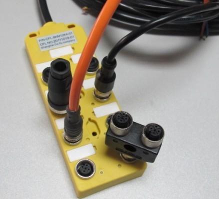 什么是IO总线模块?     作为在控制技术上可以综合应用的接口的*个统一标准,IO总线模块向控制器传输所有的传感器和执行器信号。同样地,IO总线模块向zui底部的传感器层分散了控制数据。所有这些使得自动化过程变得比以前更强大,并且只是用简单的方式实现的。
