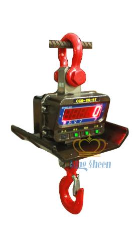 10T直显隔热电子吊秤